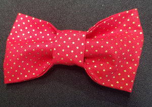 Wrapping Red bowtie