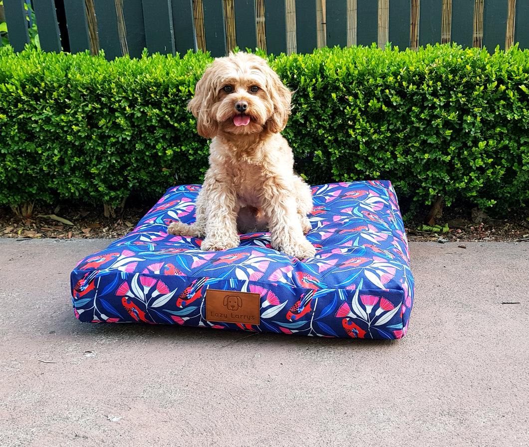 Rosella Rhapsody Dog Bed