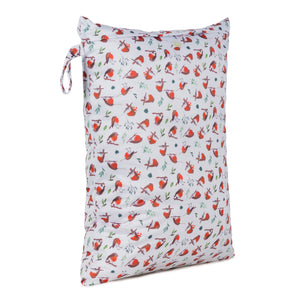 Baba and Boo Large Cloth Nappy Wet Bags- COSY
