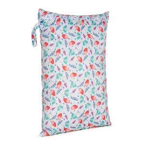 Baba and Boo Large Cloth Nappy Wet Bags-SENSES