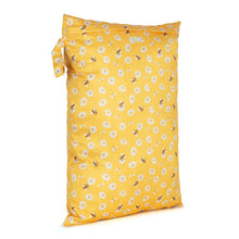 Load image into Gallery viewer, Baba and Boo Large Cloth Nappy Wet Bags-SENSES
