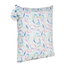 Load image into Gallery viewer, Baba and Boo Medium Cloth Nappy Wet Bags-SENSES