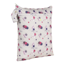 Load image into Gallery viewer, Baba and Boo Cloth Nappy Medium Wet Bags- COSY