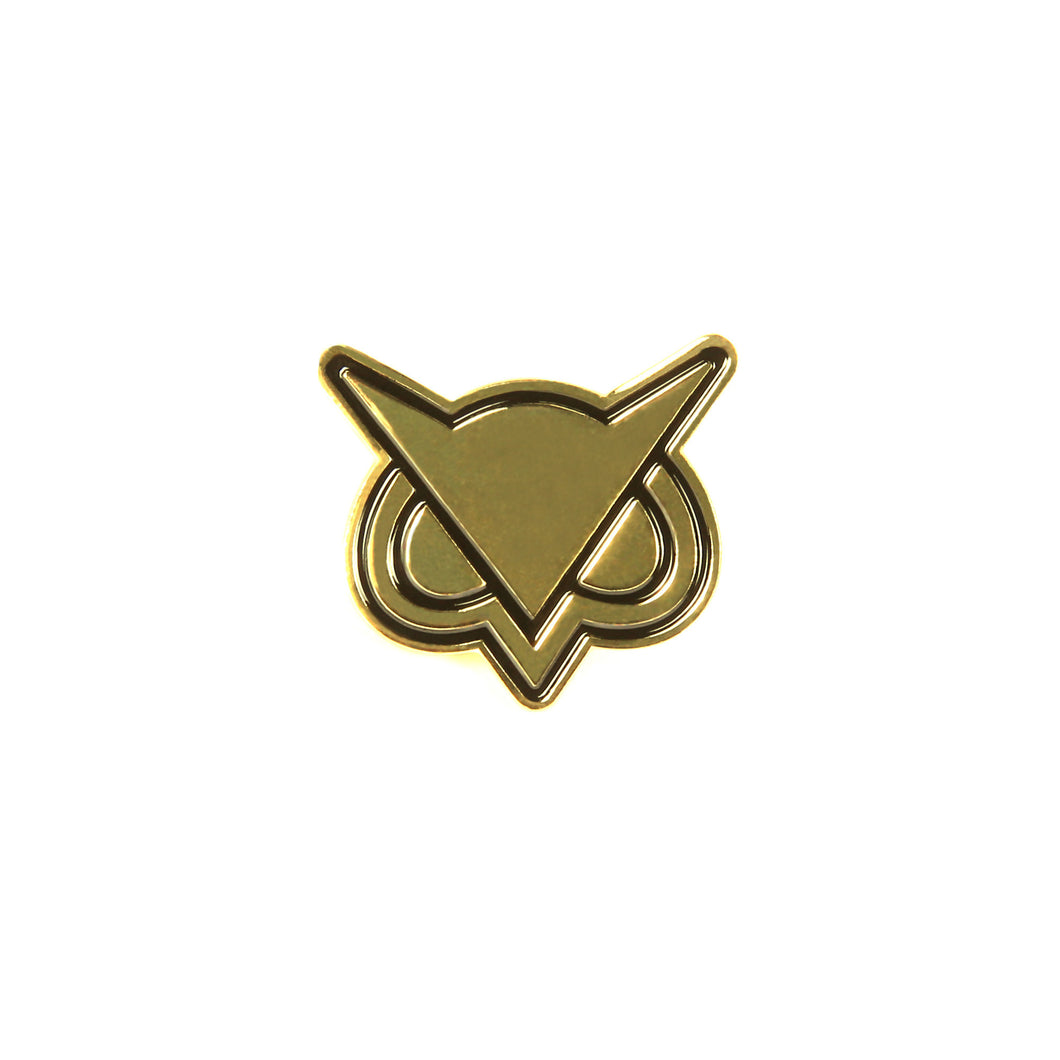 Logo Lapel Pin Gold