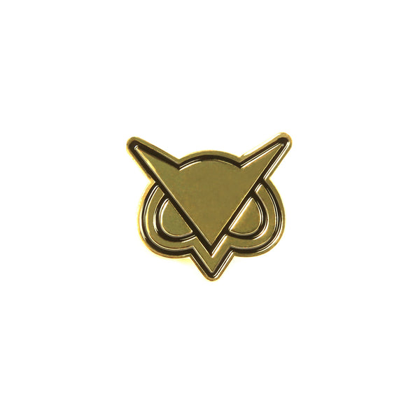 VANOSSGAMING™ || Gold Logo Lapel Pin