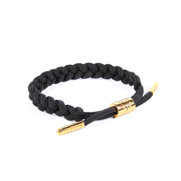 VANOSSGAMING™ || Gold Logo Lace Bracelet