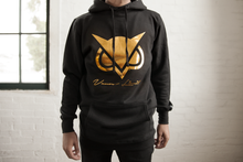SOLD OUT - LIMITED EDITION VANOSS® Gold Foil Logo Hoodie