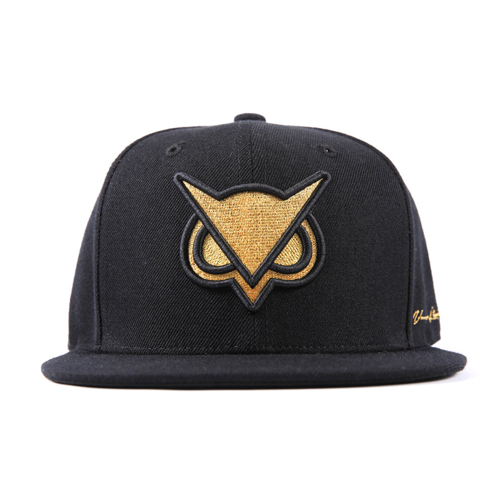 VANOSS® || Limited Edition Gold Logo Snapback Hat Box Set