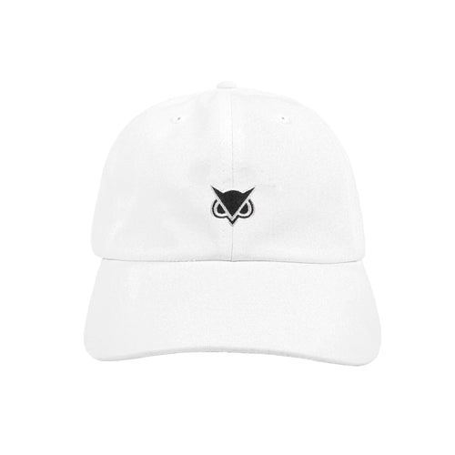 VANOSS® | LOGO DAD HAT (WHITE)