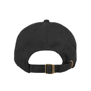 VANOSS® | NATIONAL TREASURE DAD HAT (BLACK) LIMITED EDITION