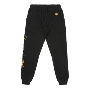 VANOSS® | GOLD CLUB SWEATPANT (BLACK) LIMITED EDITION
