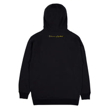 VANOSS® | FLAME HOODIE (BLACK) LIMITED EDITION