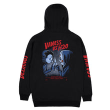 "VANOSS® | ""VANOSS vs H2O"" VERSUS HOODIE (BLACK) LIMITED EDITION"