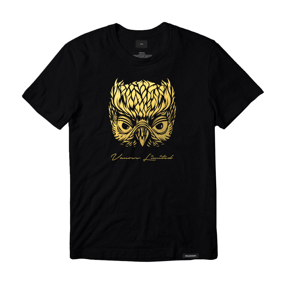 VANOSS® Limited Edition Golden Owl T-Shirt