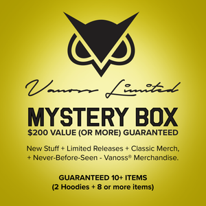 VANOSS® | MYSTERY BOX (LIMITED EDITION)