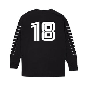 VANOSS® Off-Season Long Sleeve Tee (Black) LIMITED EDITION