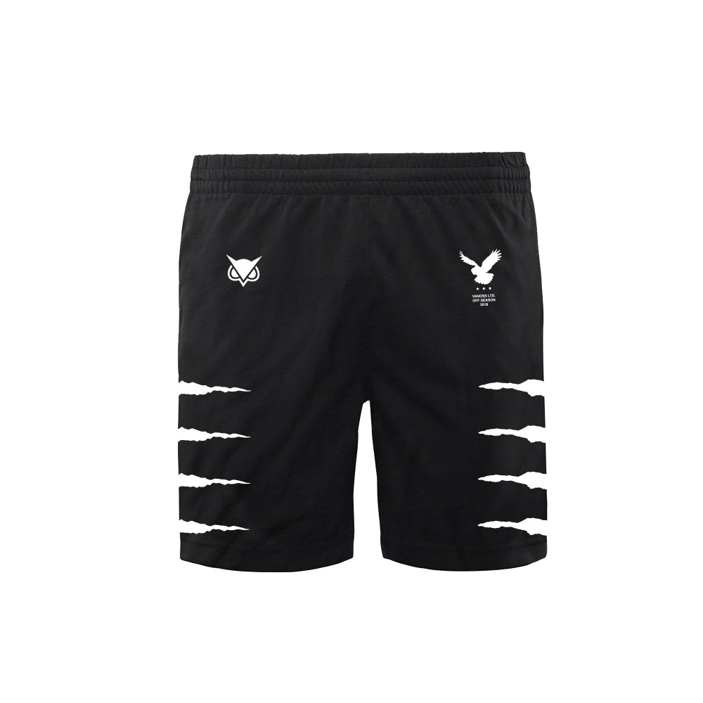 VANOSS® Off-Season Shorts (Black) LIMITED EDITION