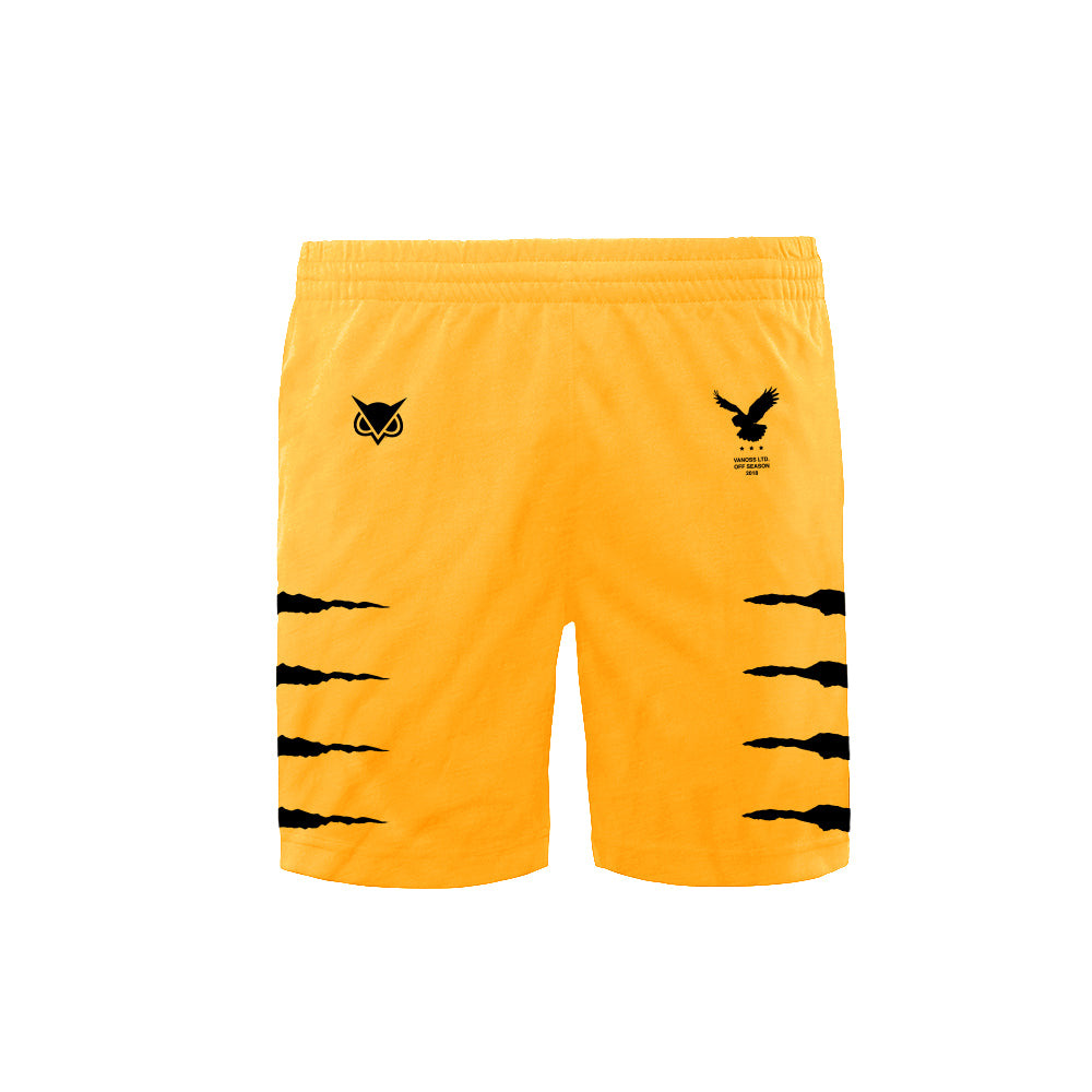 VANOSS® Off-Season Shorts (Gold) LIMITED EDITION