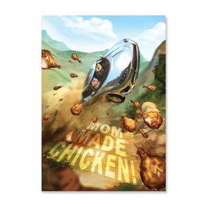 VANOSS® | MOM MADE CHICKEN POSTER