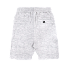 VANOSS® | GYM SWEAT SHORTS (HEATHER GREY)