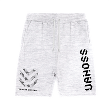 VANOSS® | INSIGNIA SWEAT SHORTS (HEATHER GRAY)