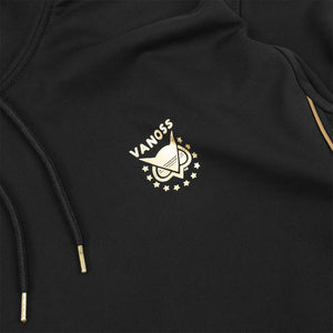 VANOSS® | TRACK HOODIE (BLACK) LIMITED EDITION