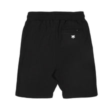 VANOSS® | INSIGNIA SWEAT SHORTS (BLACK)