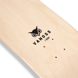 VANOSS® HERO SUIT SKATE DECK