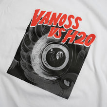 "VANOSS® | ""VANOSS vs H2O"" EYE TEE (WHITE) LIMITED EDITION"