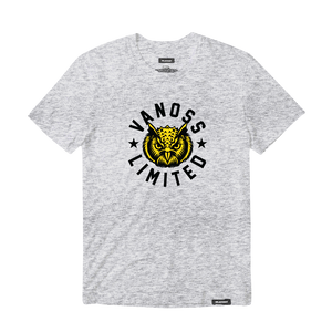 VANOSS® | GYM TEE (HEATHER GREY)