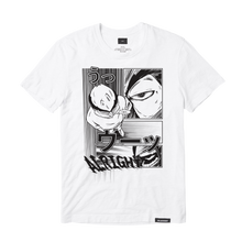 VANOSS® | UNZARI TEE (WHITE) LIMITED EDITION