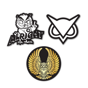 VANOSS™ || Sticker Pack