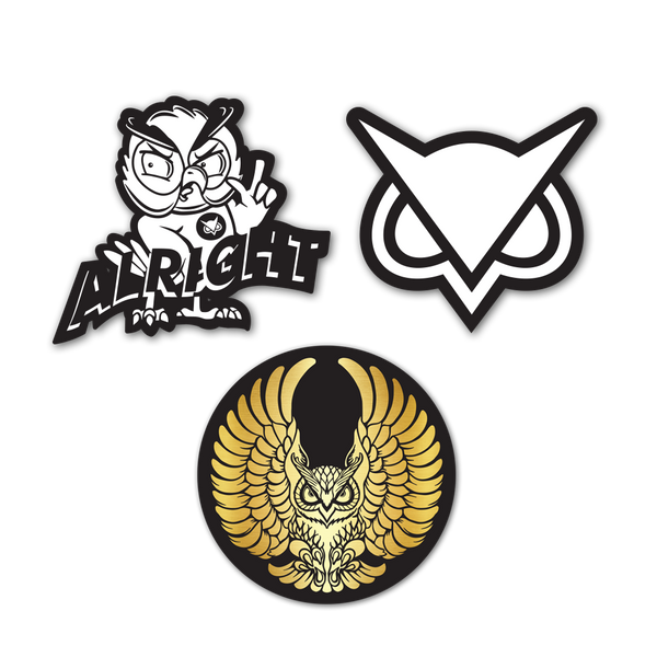 VANOSSGAMING™ || Sticker Pack