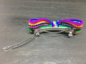 Bohemian Manta Barrette Hair Bows