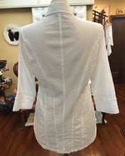 Load image into Gallery viewer, White Organic Cotton Blouse