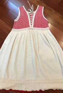 Child's Organic Cotton Dress