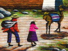 Load image into Gallery viewer, Peruvian Wool Tapestry