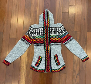 Child's Alpaca Blend Cardigan