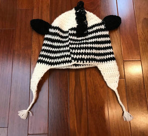 Child's Handmade Animal Hat