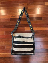 Load image into Gallery viewer, Handcrafted Wool Crossbody Bag