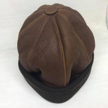Load image into Gallery viewer, Leather Beanie