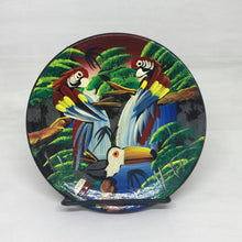 Load image into Gallery viewer, Hand Painted Amazonian Terracotta Plates