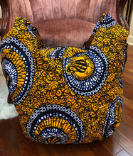 Load image into Gallery viewer, Reusable African Print Shopping Bags