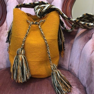 Handcrafted Colombian Boho Bags
