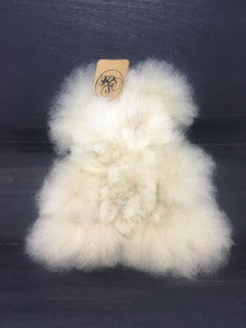 Baby Alpaca Teddy Bear 8""