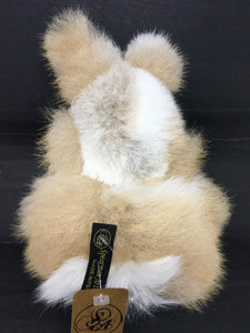 Baby Alpaca Rabbit 9""