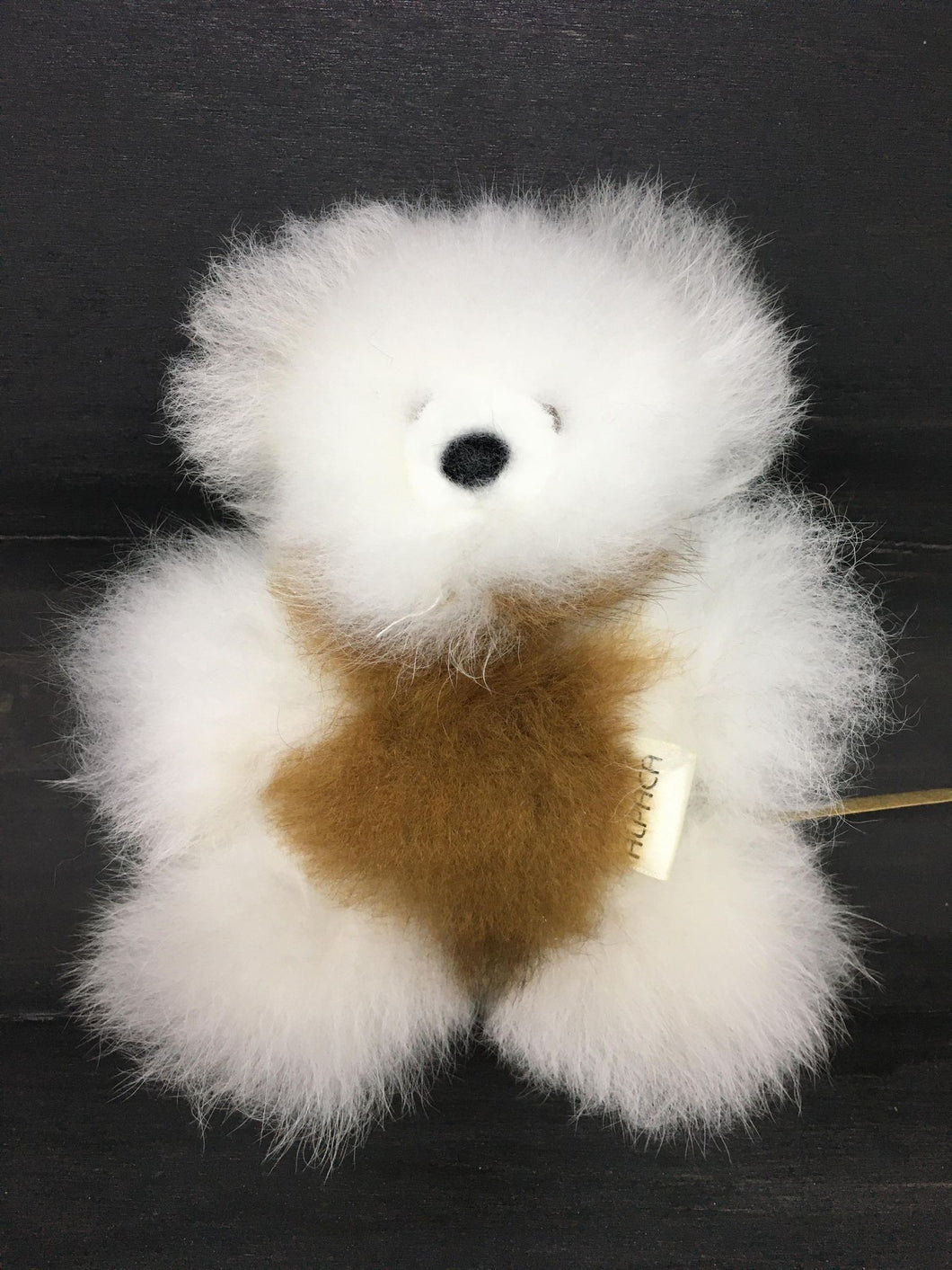 Baby Alpaca Teddy Bear 8