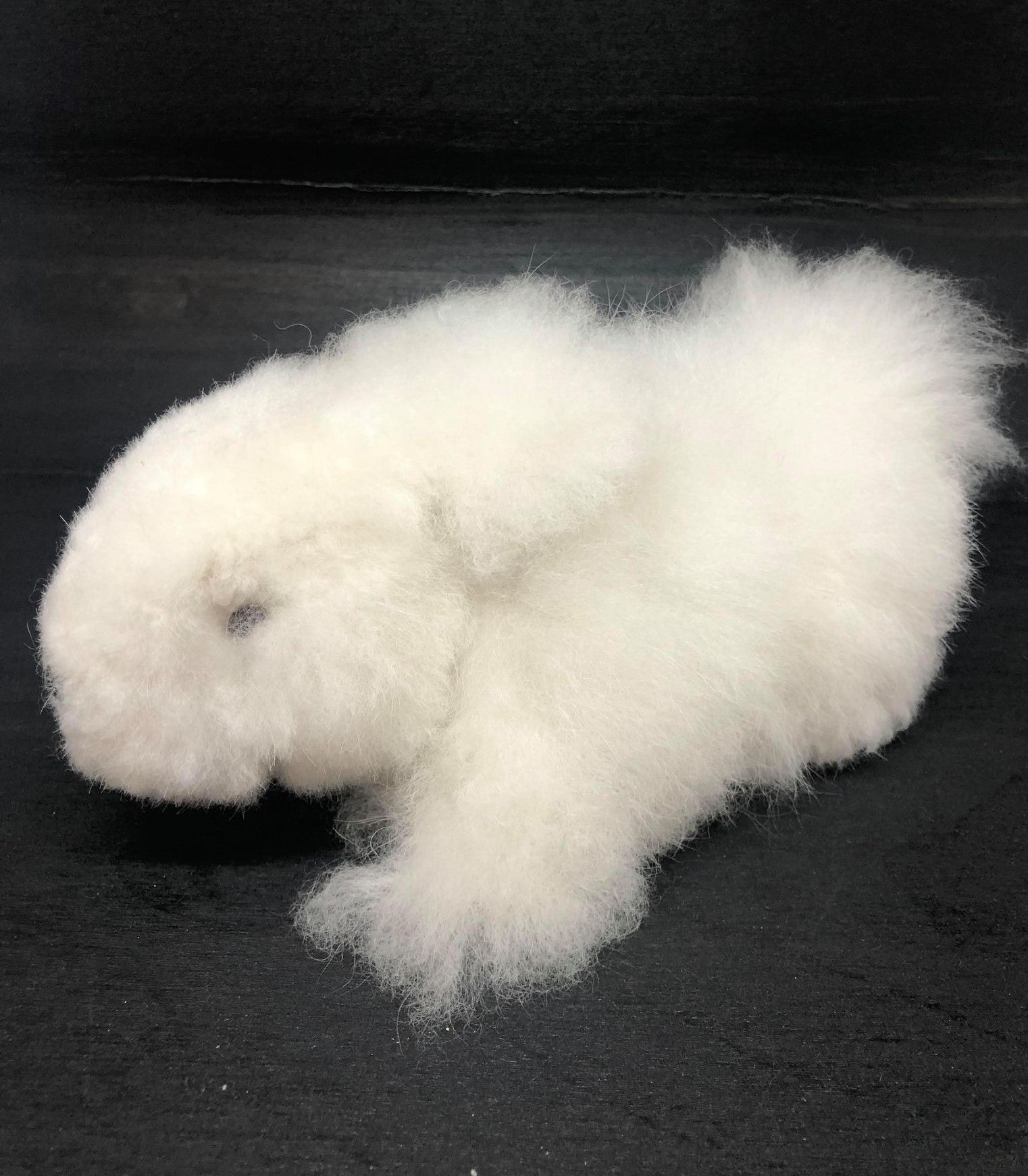 Baby Alpaca Rabbit 4.5""