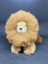 Load image into Gallery viewer, Baby Alpaca Lion 8""