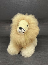 Load image into Gallery viewer, Baby Alpaca Lion 7""